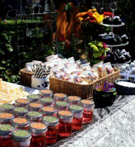 farm vampire party set up 2