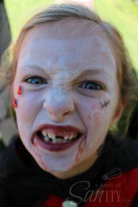 JoJo Birthday Vampire Girl