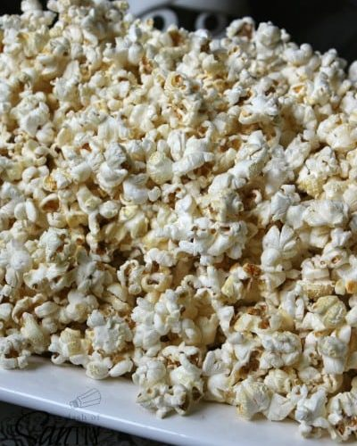 Kettle Corn A Dash Of Sanity