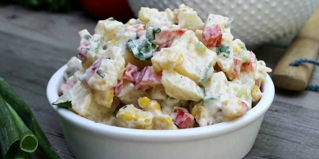 Southwestern potato salad TWITTER