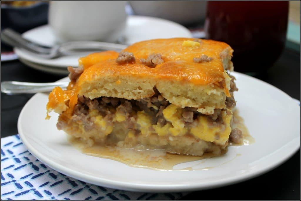 breakfast lasagna one