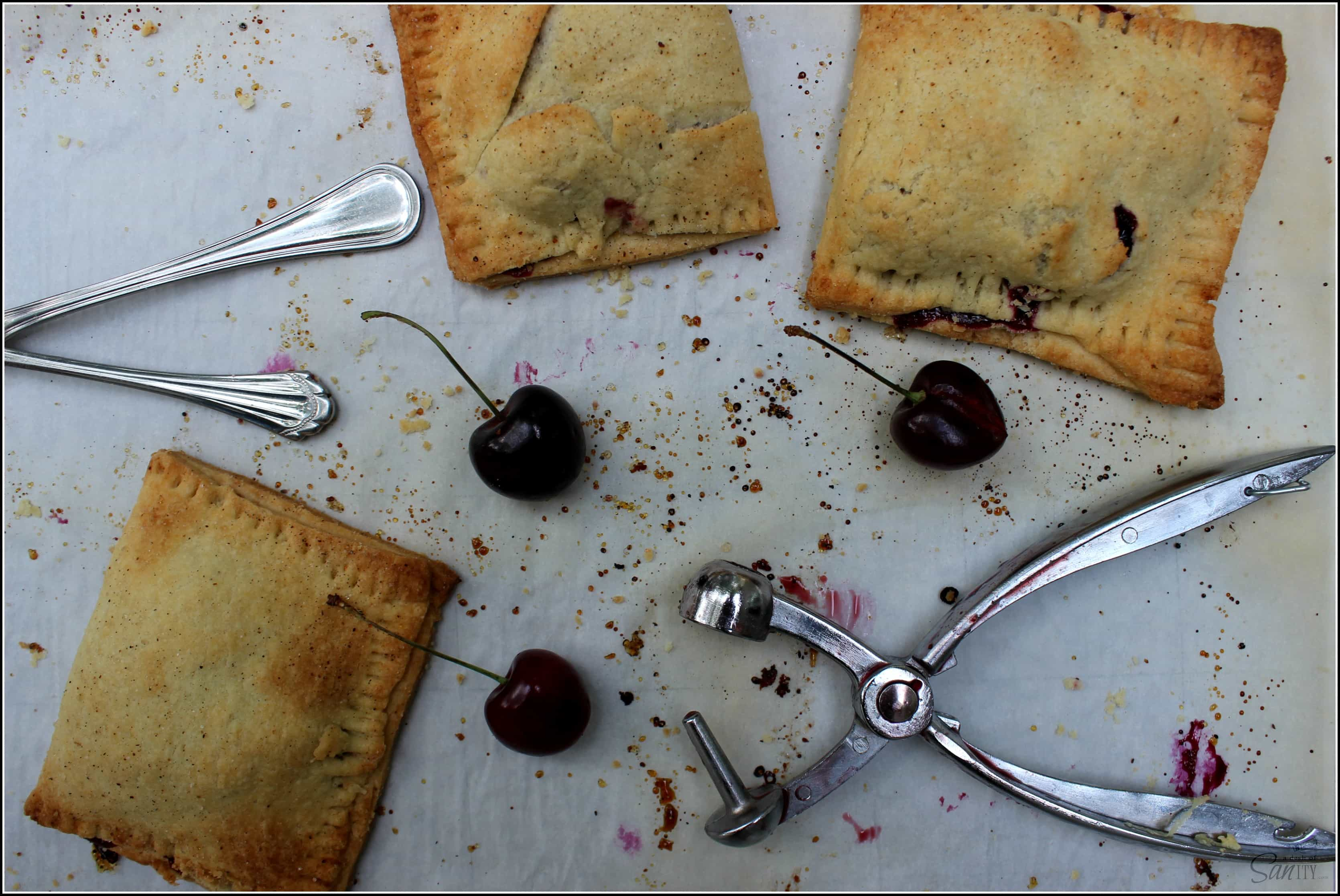 Try this Cherry & Vanilla Bean Tart made with simple Italian pastry is a perfect balance of tart and sweet. Serve at breakfast, as a snack, or dessert.