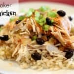 08 - Lady Behind the Curtain - Slow Cooker Mexican Fiesta Chicken