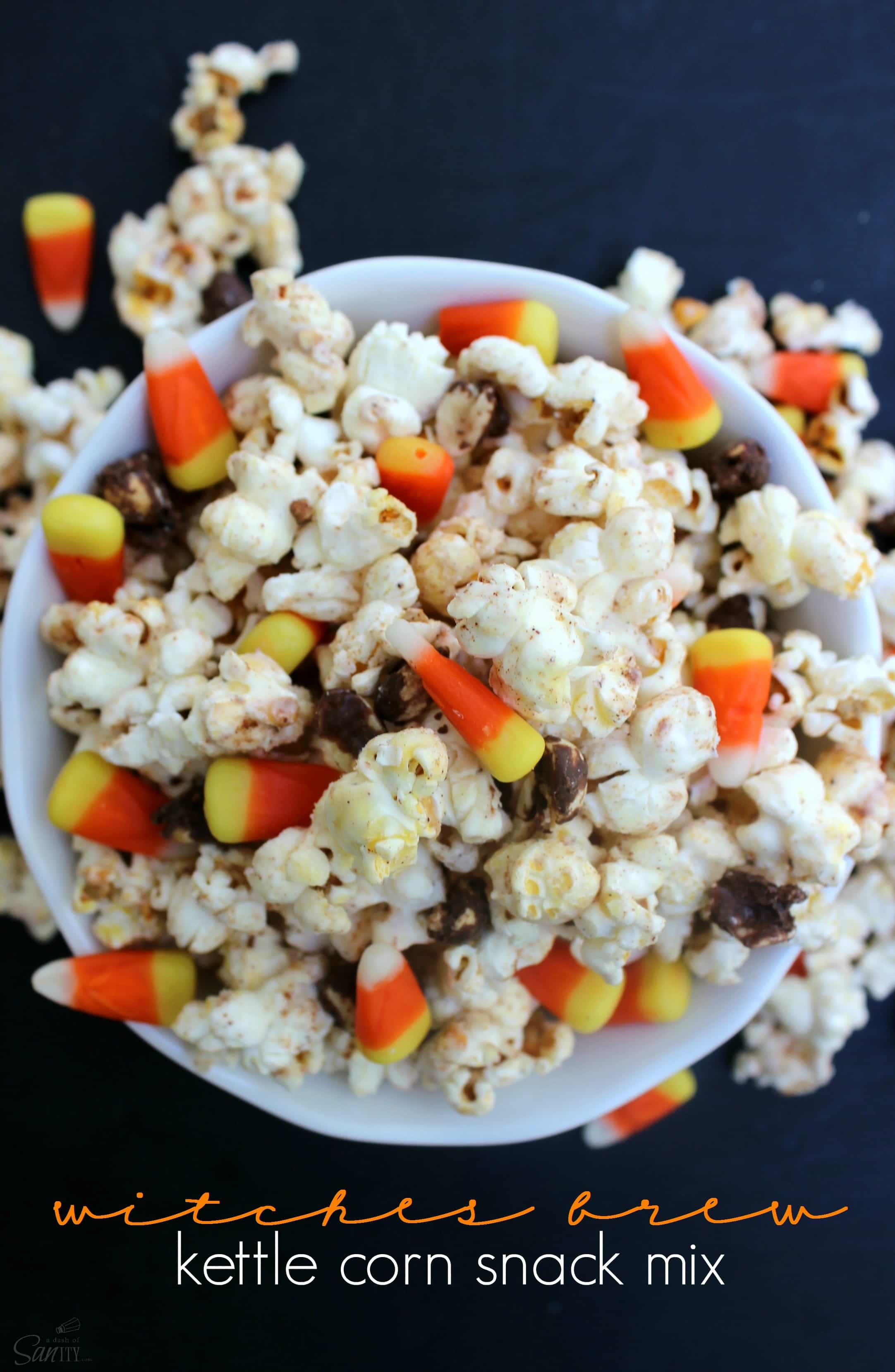 Withes Brew Kettle Corn Snack Mix
