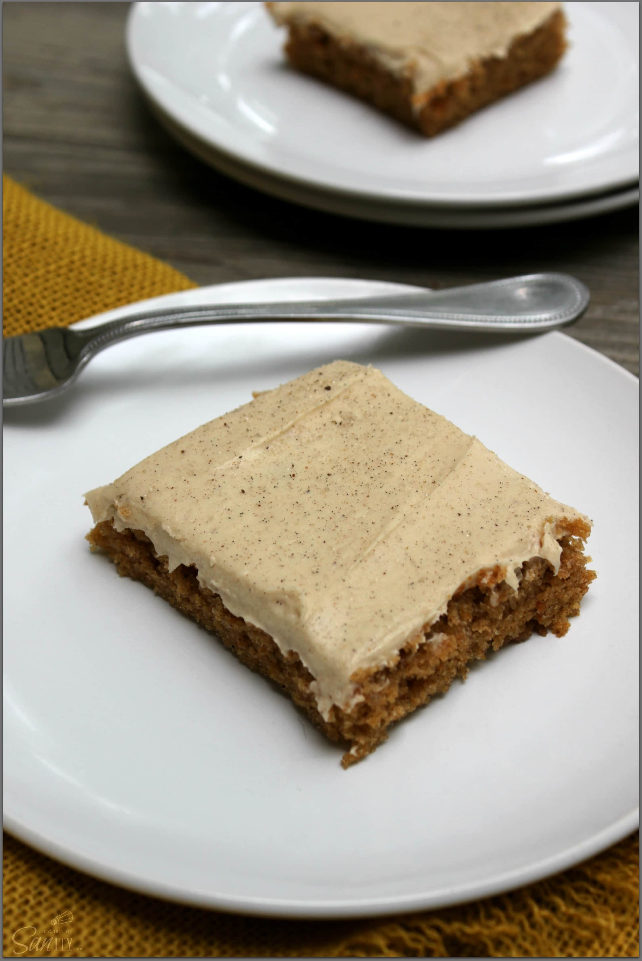 These fall inspired Maple Cinnamon Sweet Potato Bars topped with a maple cinnamon cream cheese frosting are easy to make and will please any crowd.
