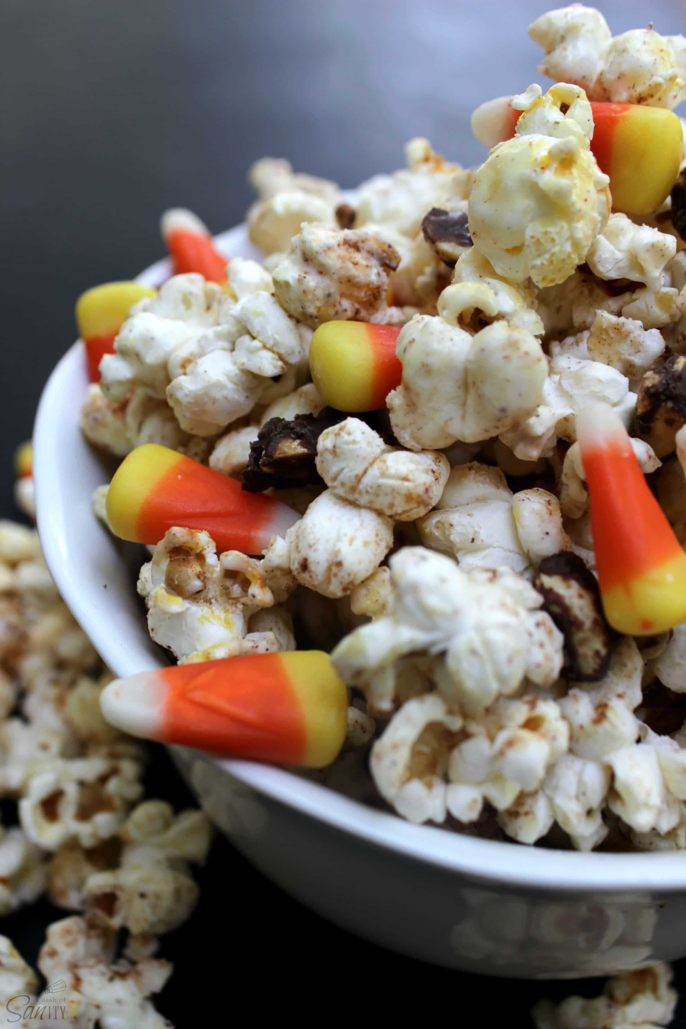 Witches Brew Kettle Corn Snack Mix