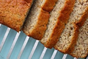 This Best Ever Banana Bread comes from my grandma. It is one of those delicious generational recipes that you will instantly add to your recipe box.