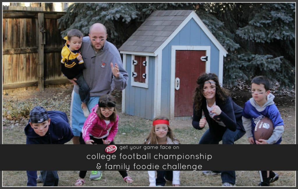 dr pepper game day challenge