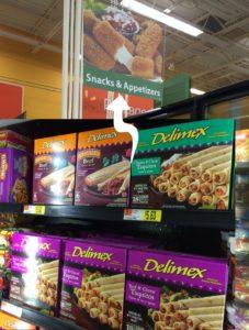 Delimex Walmart Queso Verde Dip