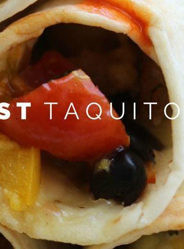 Santa Fe Breakfast Taquitos