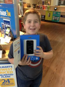 Walmart Family Mobile Aiden