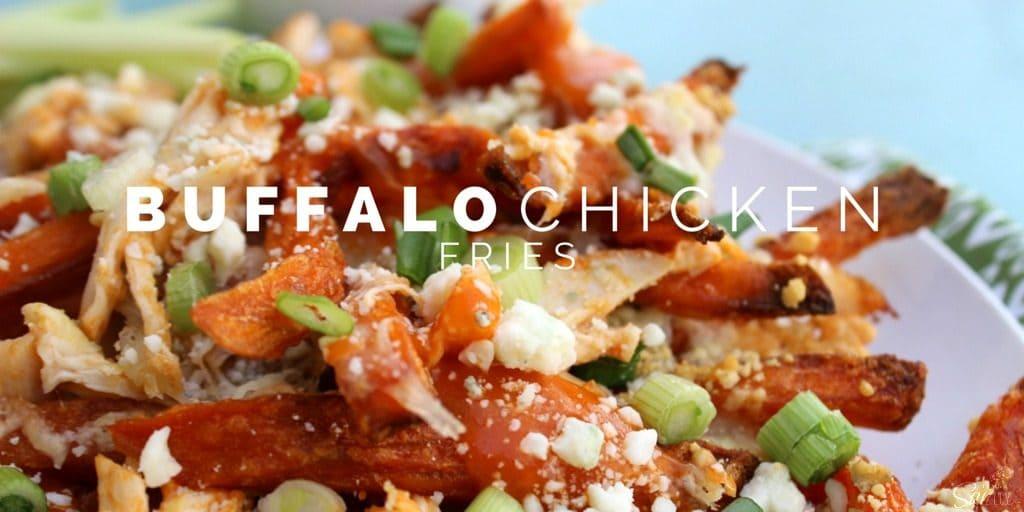 Buffalo Chicken Fries Alexia Twitter