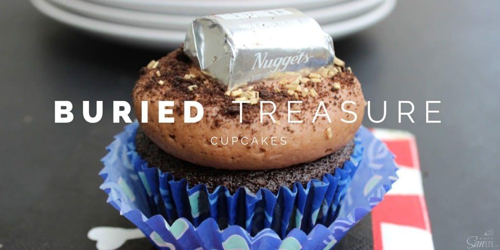 Buried Treasure Cupcakes Twitter