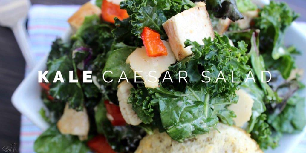 Kale Caesar Salad Twitter
