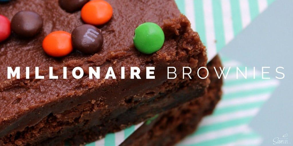 Millionaire Brownies Twitter