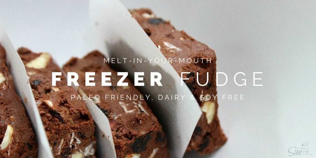 Freezer Fudge Twitter