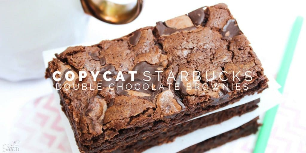 Copycat Starbucks Double Chocolate Brownie Twitter