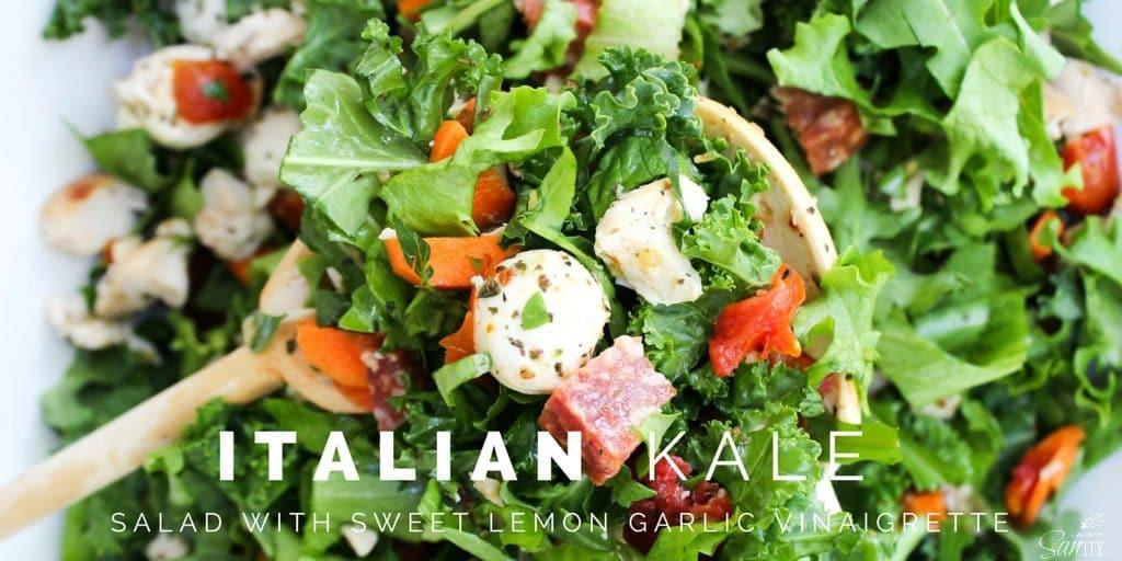 Italian Kale Salad Twitter