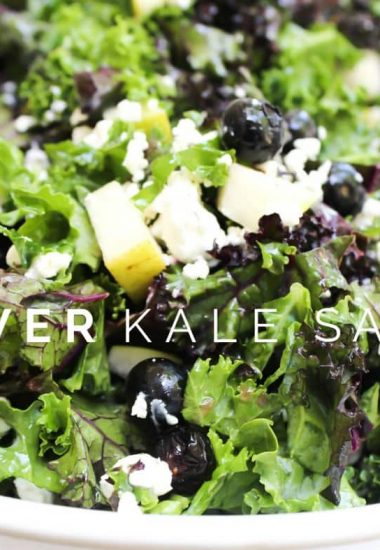Power Kale Salad