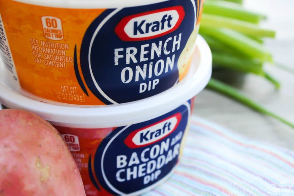 French Onion Potato Salad - Kraft