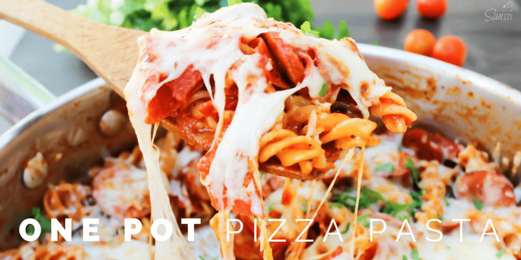 One Pot Pizza Pasta Twitter ps