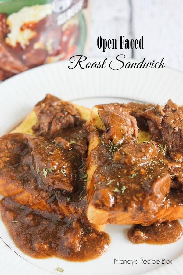 Open-Faced-Roast-Sandwich-CampbellsSauces