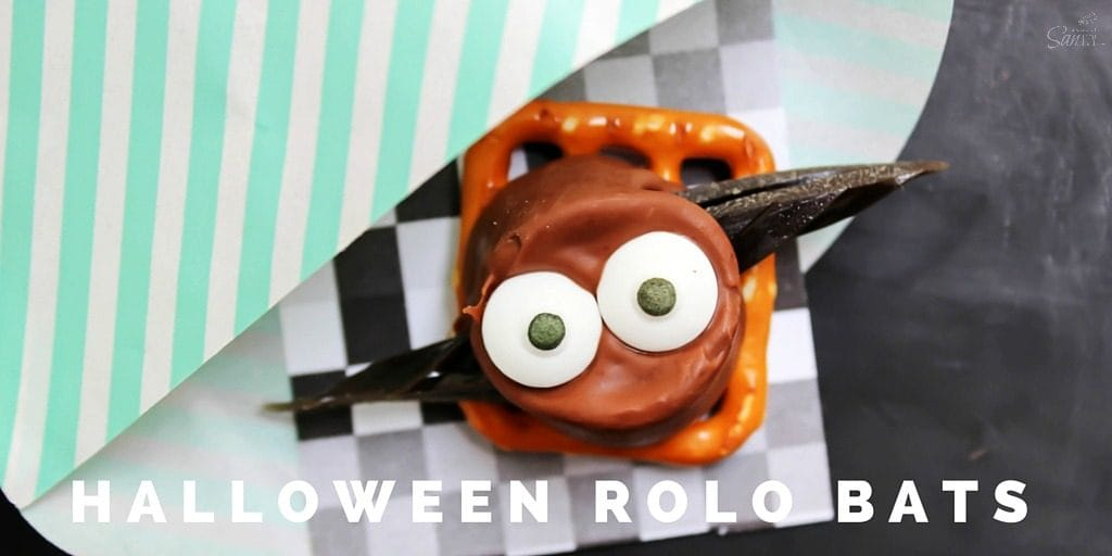 Halloween Rolo Bats Twitter