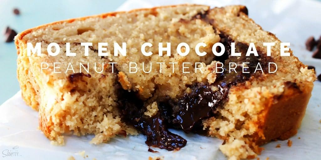 Molten Chocolate Peanut Butter Bread Twitter