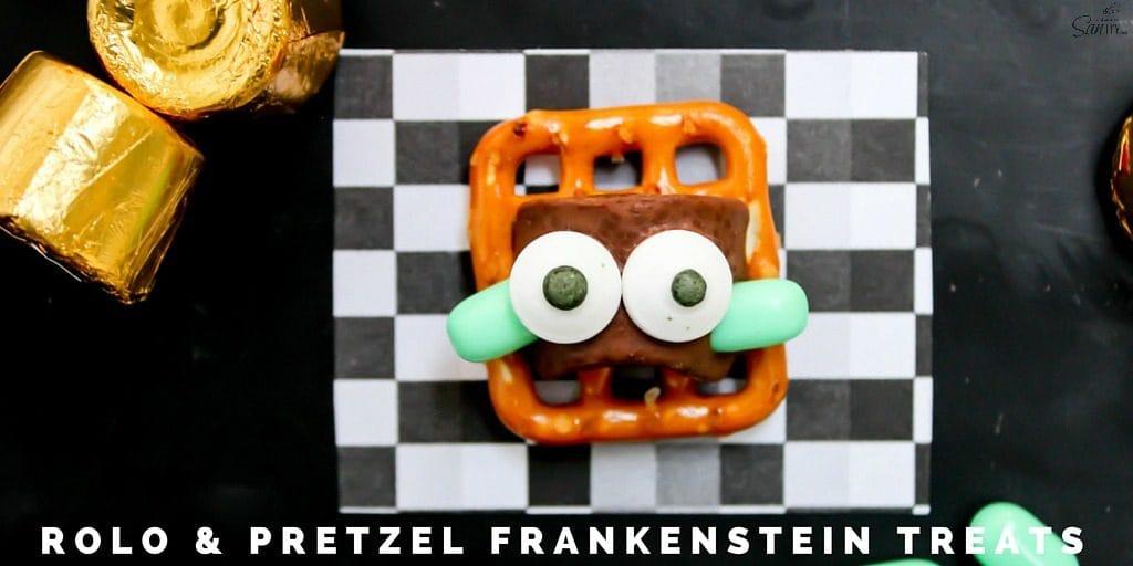 Rolo & Pretzel Frankenstein Treats Twitter