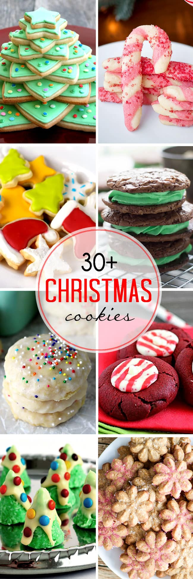 30+ of the Best Christmas Cookies