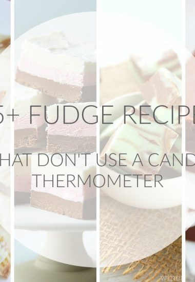 15+ Fudge Recipes That Don't Use A Candy Thermometer