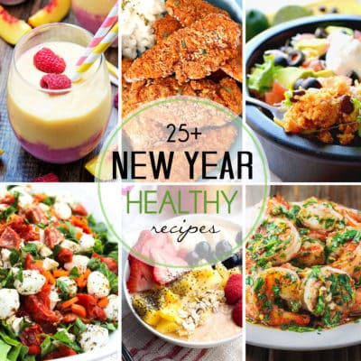 30+ Healthy Recipes for the New Year
