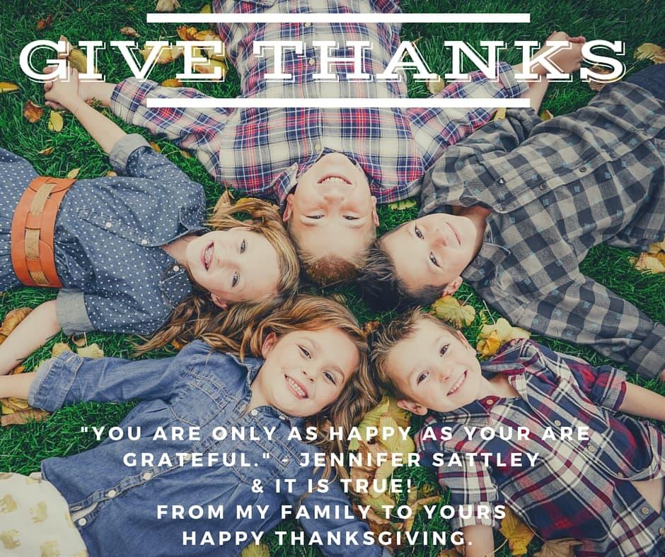 Thanksgiving Fundraiser