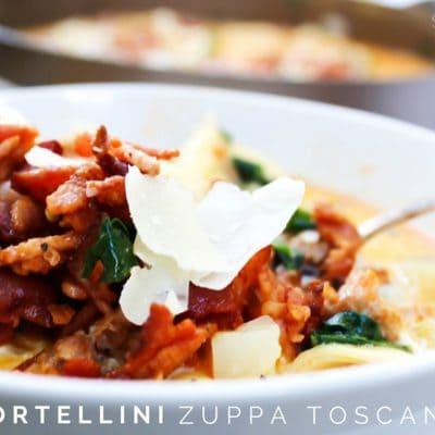 Tortellini Zuppa Toscana