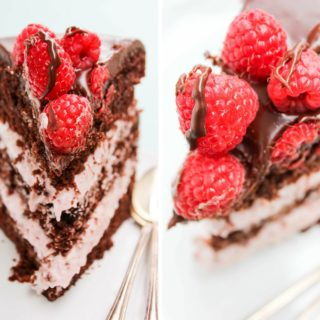 Chocolate Raspberry Layer Cake MAIN FB