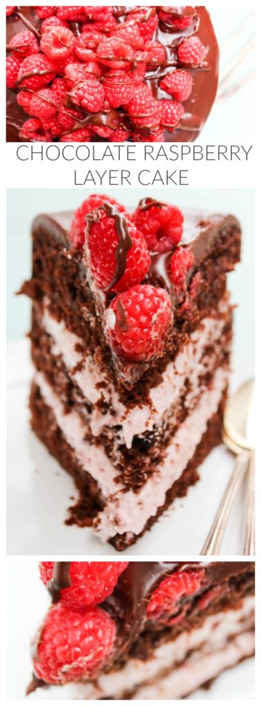 http://www.adashofsanity.com/chocolate-raspberry-layer-cake/