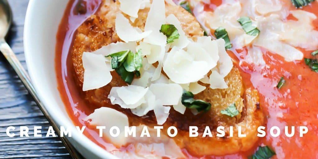 Creamy Tomato Basil Twitter