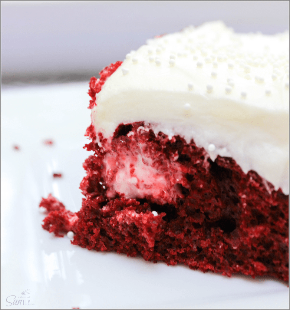 Red Velvet Poke Cake PS