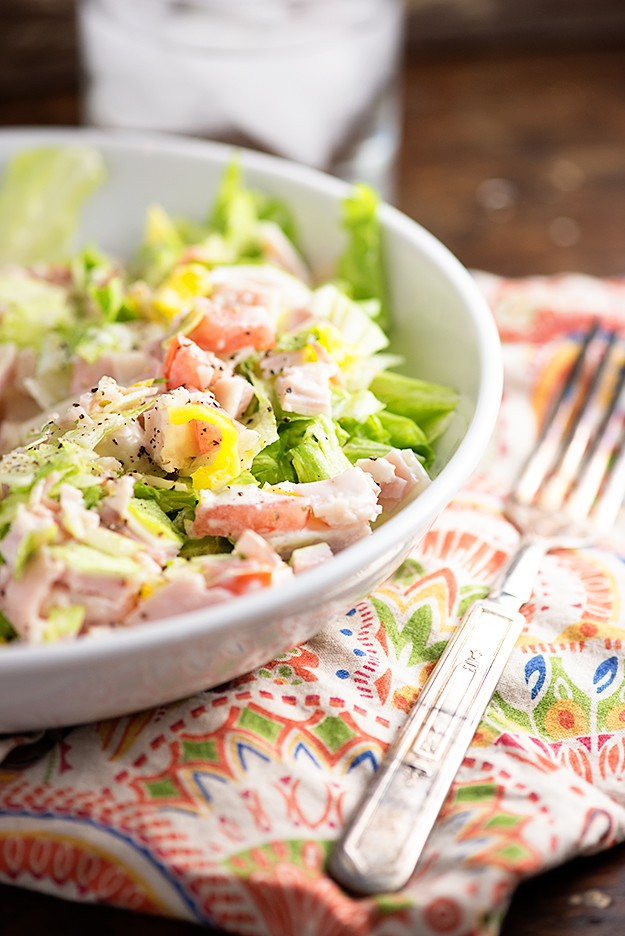 Country Chopped Salad