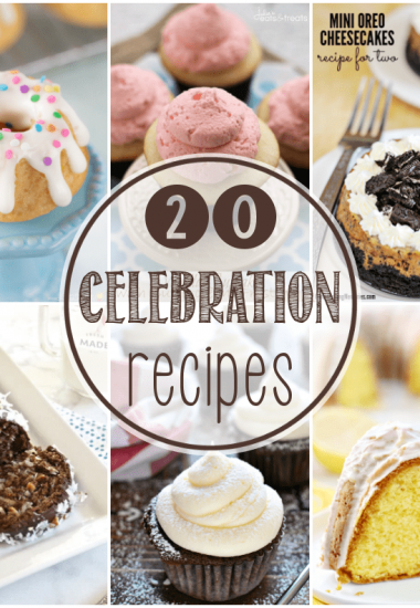 20 Recipes Perfect For Celebrations