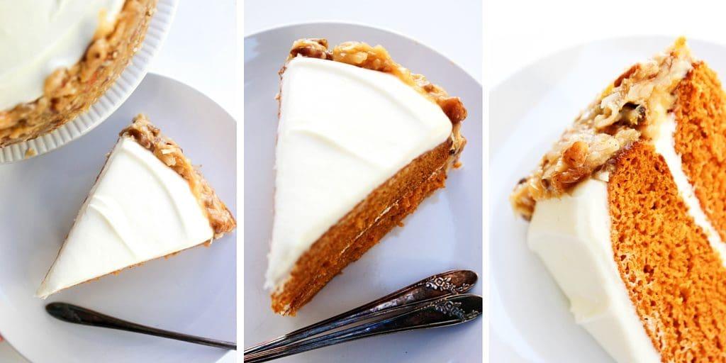 German Chocolate Carrot Cake - Twitter