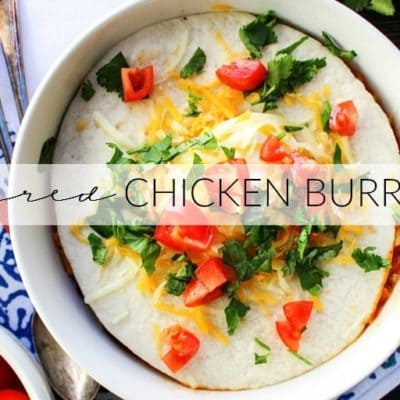 Smothered Chicken Burrito Soup & 10+ Soups To Warm You From the Inside Out