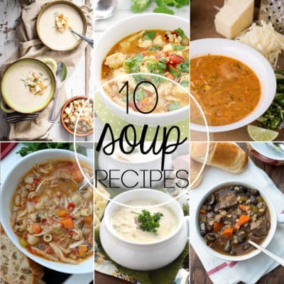 10 Soups To Make All Year Long