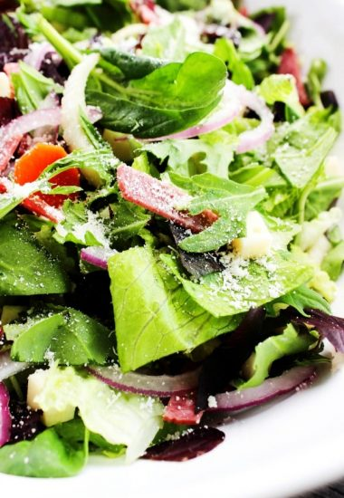 Copycat Carrabba's Chopped Salad