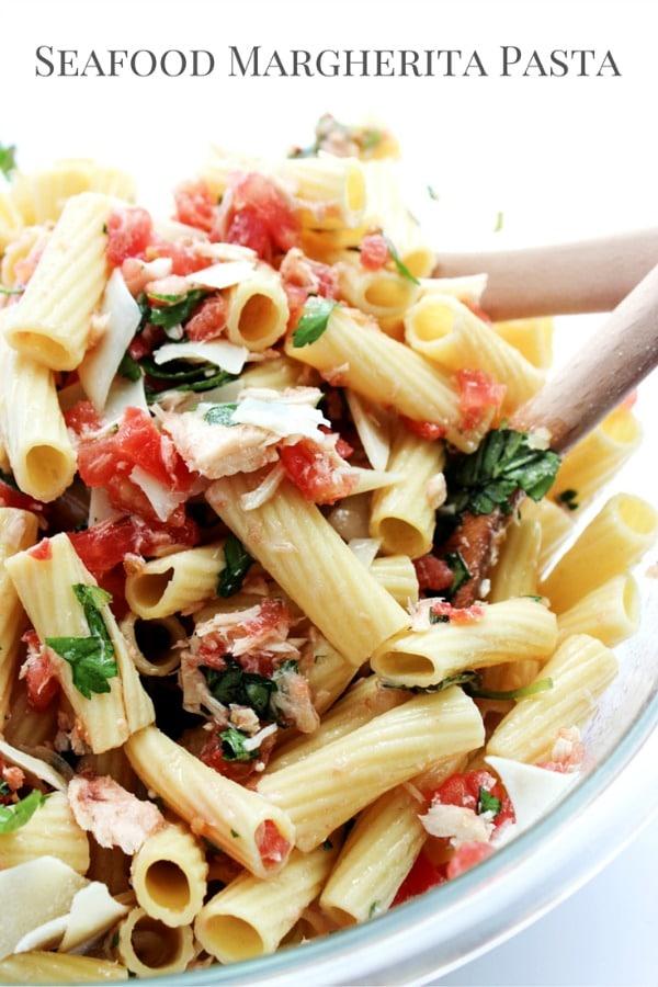 Seafood Margherita Pasta
