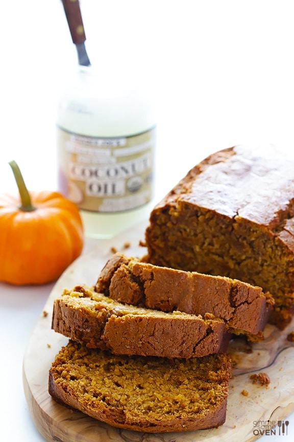Coconut-Oil-Pumpkin-Bread-7