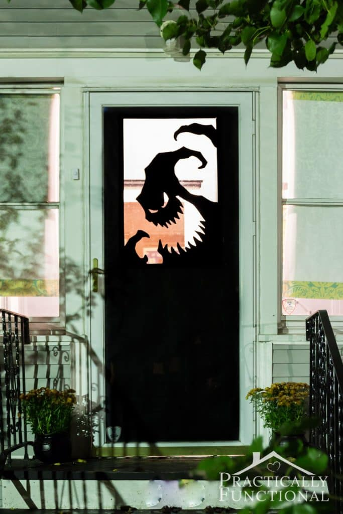 diy-vinyl-halloween-door-decorations-3