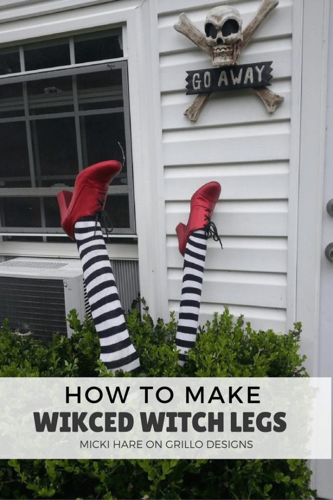 Best 50 DIY Halloween Decorations - A Dash of Sanity