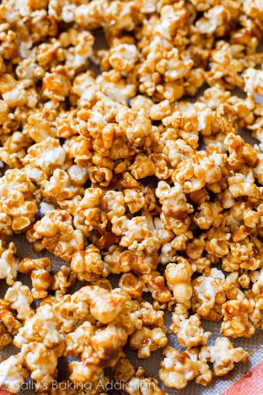 Grandma's Caramel Corn caramel coated popcorn
