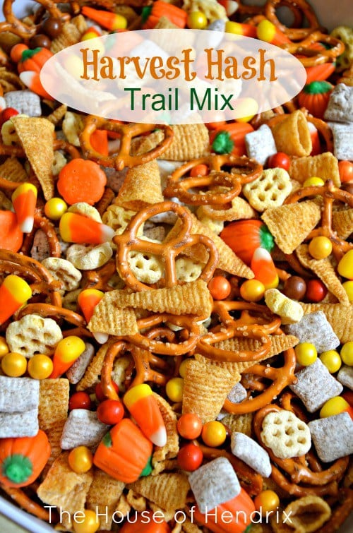 harvest hash trail mix.